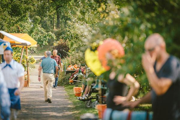 Baumblütenfest 2018 – Feiern im Sanddorn-Garten