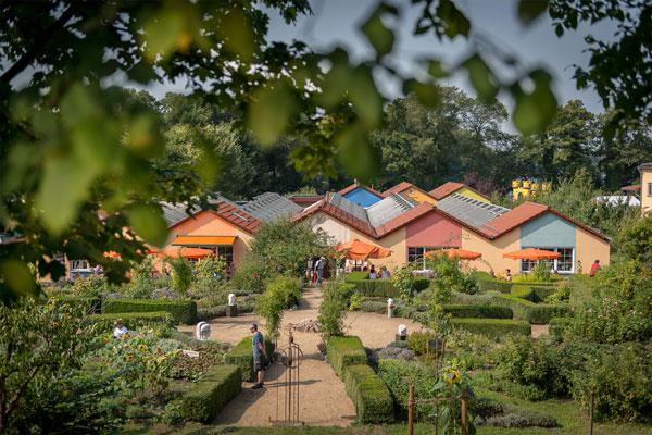 Brandenburger Landpartie 2018 – der Sanddorn-Garten ist dabei
