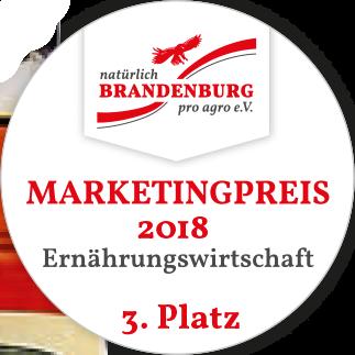 Pro Agro Preis 2018
